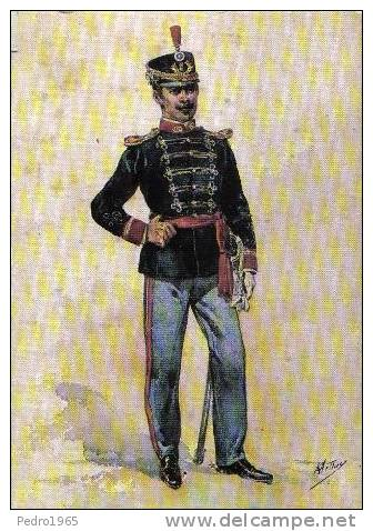 portuguese army cards portuguese army uniforms of the portuguese ...