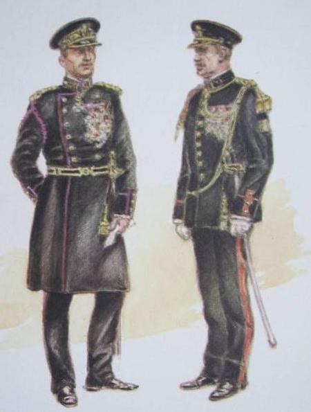 Army Ceremonial Uniform 74