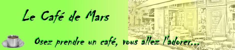 Le café de mars