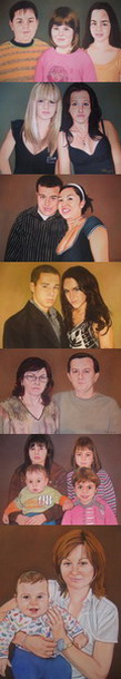 Porodicni portreti