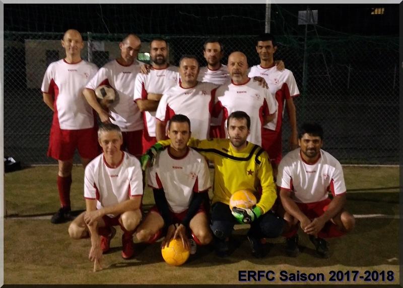 Equipe de foot à 7
