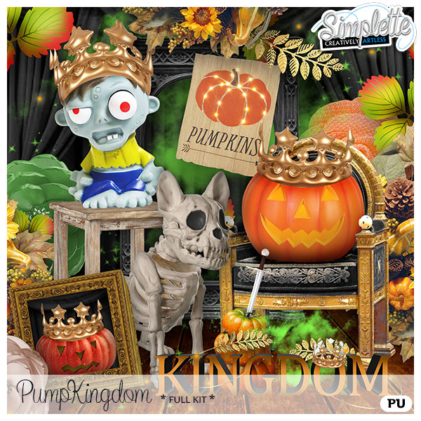 PumpKingdom de Simplette simple14