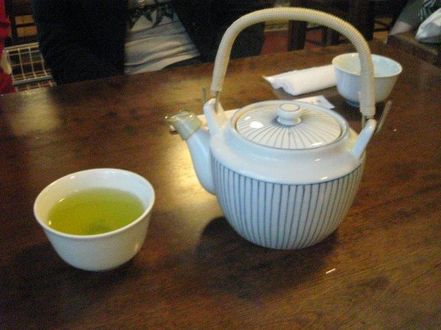 ماذا تعرف شاي الاخضر
