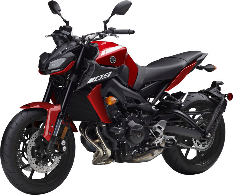 Yamaha Mt Red Accessories