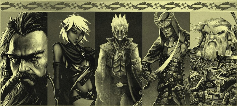 Donjons et Dragons XIGKO