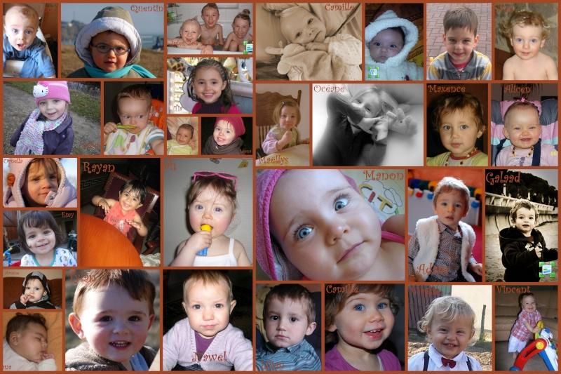 Nos bébés bonheur