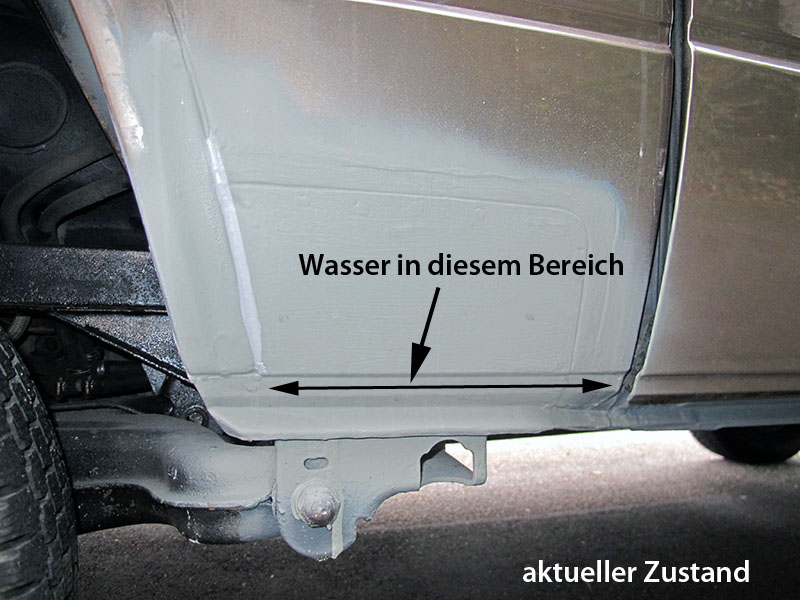 Auto & Motorrad: Teile Karosserieteile VW Bus Bulli T2 T3 Dichtung ...