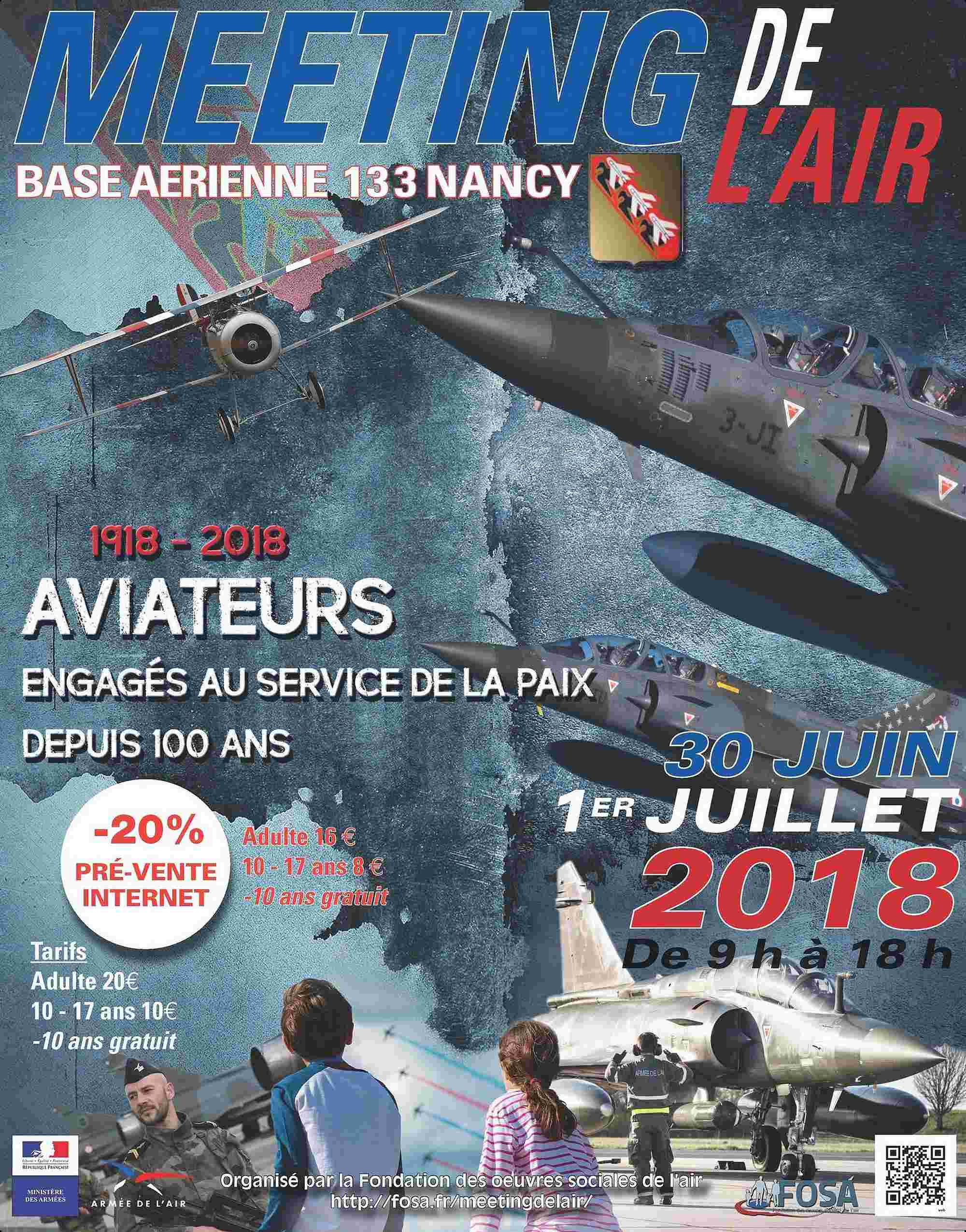 Meeting de l'Air de Nancy-Ochey, fosa , Spotter FOSA , armée de l'air ,meeting aerien 2018