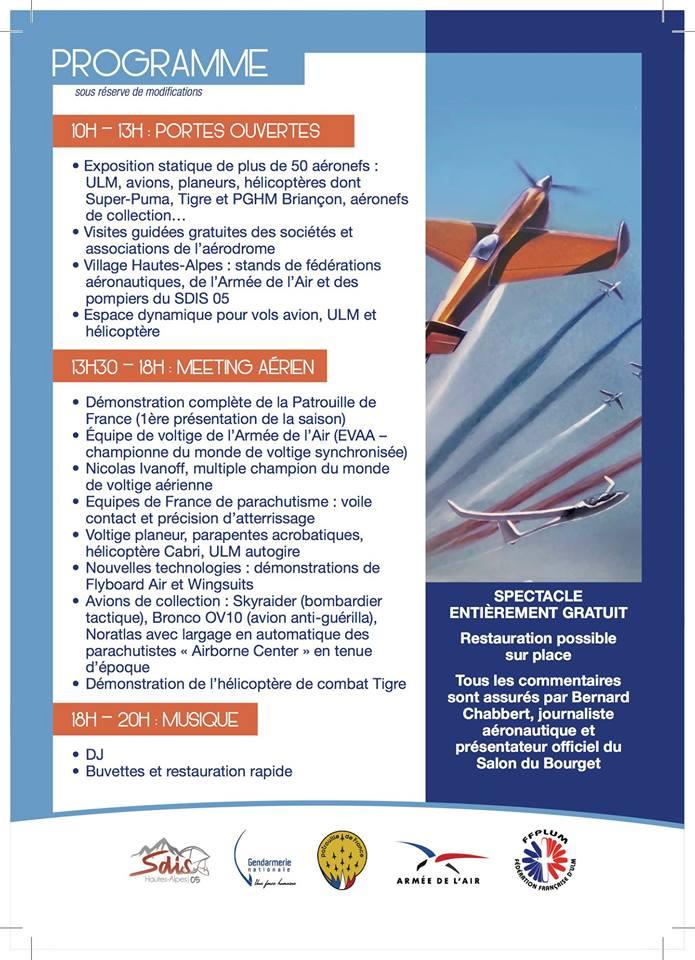 Meeting Aerien Gap Tallard , Patrouille de France , Tigre , OV-10 bronco , Equipe de voltige de l'armée de l'air , Aerodrome de Gap-Tallard ,Association Agatha , Hautes-Alpes , meeting Aerien 2018