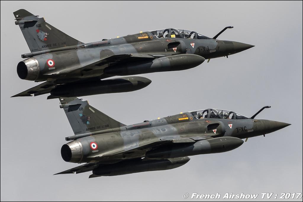 Couteau Delta Tactical Display, Couteau Delta ,Patrouille Mirage 2000D