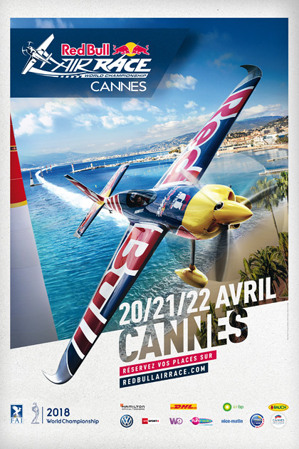 Red Bull Air Race Air Race Cannes 2018