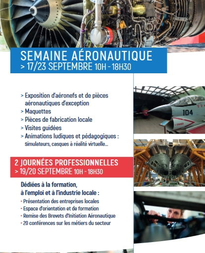 Ailes & Volcans 2018 , Journées professionnelles - Semaine Aéronautique - Cervolix 2018 , Puy-de-Dôme , CF La Montagne , patrouille de france , Clermont-Ferrand , ailes-et-volcans , meeting Aerien 2018
