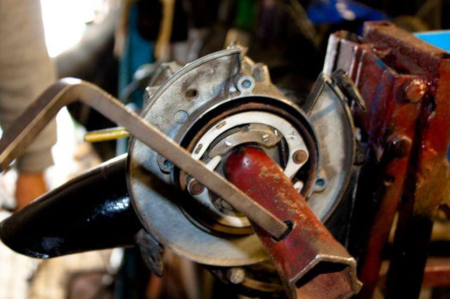 enlever moteur solex 3800