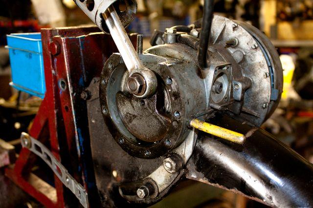solex 3800 demontage moteur