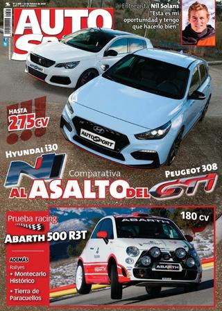 auto s22 - Auto Sport España - 13 Febrero 2018 - PDF - HQ