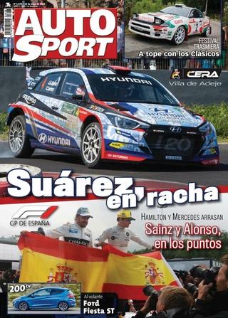 auto s36 - Auto Sport - 15 Mayo 2018 - PDF - HQ - VS