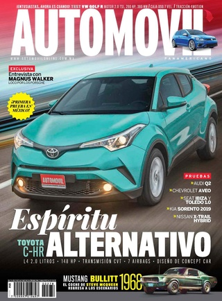 automy10 - Automóvil Panamericano - Marzo 2018 - PDF - HQ