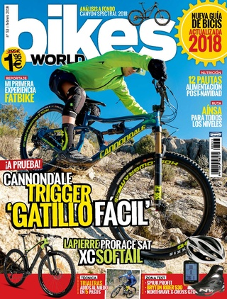 bikes 13 - Bikes World - Febrero 2018 - HQ