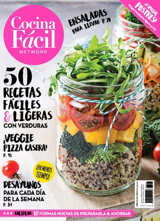 cocina23 - Cocina Facil Mexico - Enero 2018 - PDF - HQ