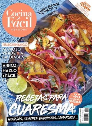 cocina27 - Cocina Facil Mexico - Marzo 2018 - PDF - HQ