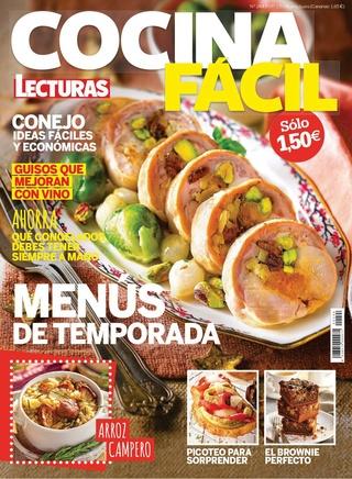 cocina37 - Cocina Facil Lecturas - Abril 2018 - PDF - HQ