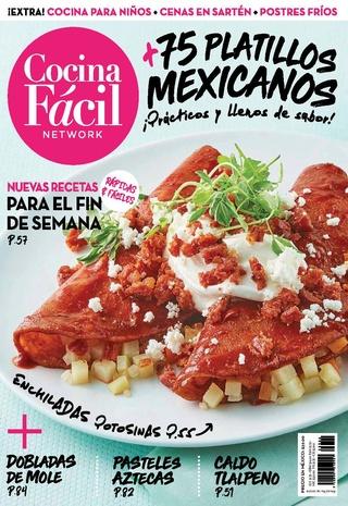 cocina41 - Cocina Facil Mexico - Abril 2018 - PDF - HQ