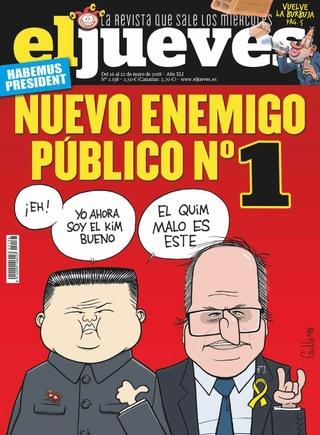 el jue41 - El Jueves - 16 Mayo 2018 - PDF - HQ - VS