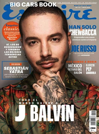 esquir25 - Esquire Mexico - Mayo 2018 - PDF - HQ - VS