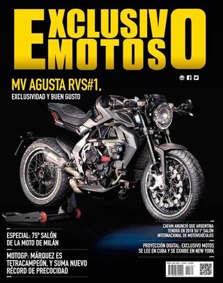 exclus12 - Exclusivo Motos nº 165 - Diciembre 2017 - PDF