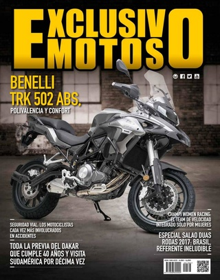 exclus13 - Exclusivo Motos nº 166 - Enero 2018 - PDF - True