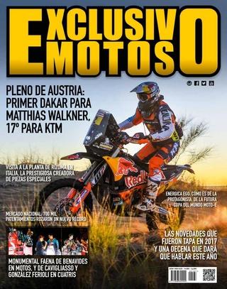exclus14 - Exclusivo Motos nº 167 - Febrero 2018 - PDF - HQ