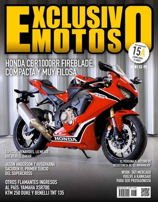 exclus15 - Exclusivo Motos nº 168 - Marzo 2018 - PDF - HQ