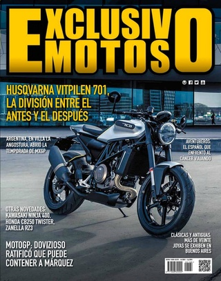 exclus16 - Exclusivo Motos nº 169 - Abril 2018 - PDF - HQ