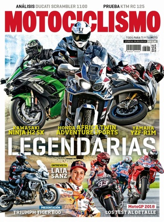 motoci23 - Motociclismo España - 13 Febrero 2018 - PDF - HQ