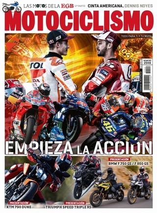 motoci28 - Motociclismo España - 13 Marzo 2018 - PDF - HQ