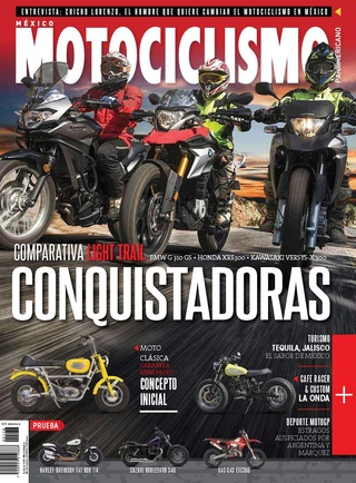 motoci36 - Motociclismo Panamericano - Mayo 2018 - PDF - HQ - VS