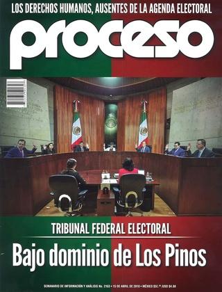 proces37 - Proceso Mexico - 15 Abril 2018 - PDF - HQ