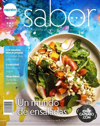 sabor 10 - Sabor nº 341 - Primavera 2018 - PDF - HQ - VS