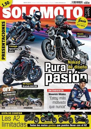 solo m24 - Solo Moto - Mayo 2018 - PDF - HQ - VS
