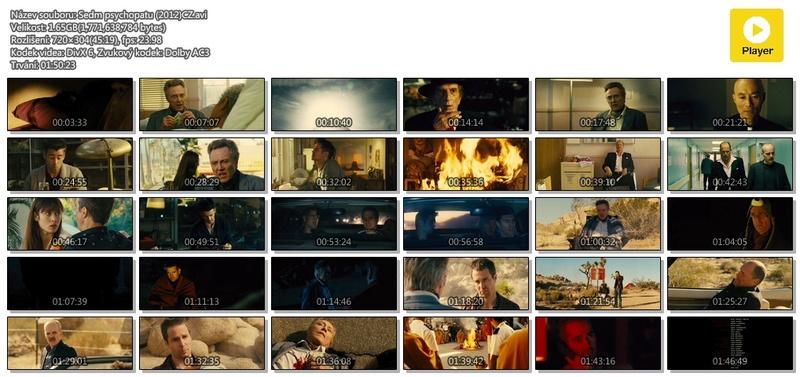 Re: Sedm psychopatů / Seven Psychopaths (2012)