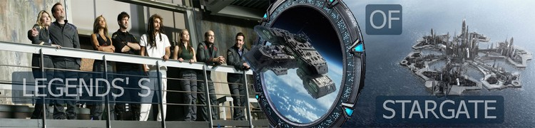 Legend's Of Stargate