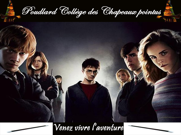 Collège Poudlard des Chapeaux Pointus