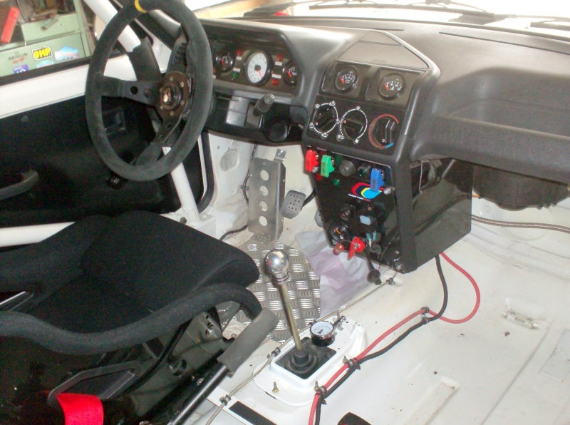 Mes 205 rallye page 10 205 peugeot forum marques for Interieur wrc