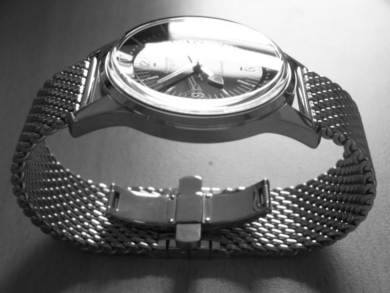bracelet montre milanaise. Black Bedroom Furniture Sets. Home Design Ideas
