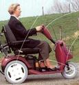trophy10 - Booster Trophy 5 marka ve model akülü scooter'in beynini nasıl bulurum?