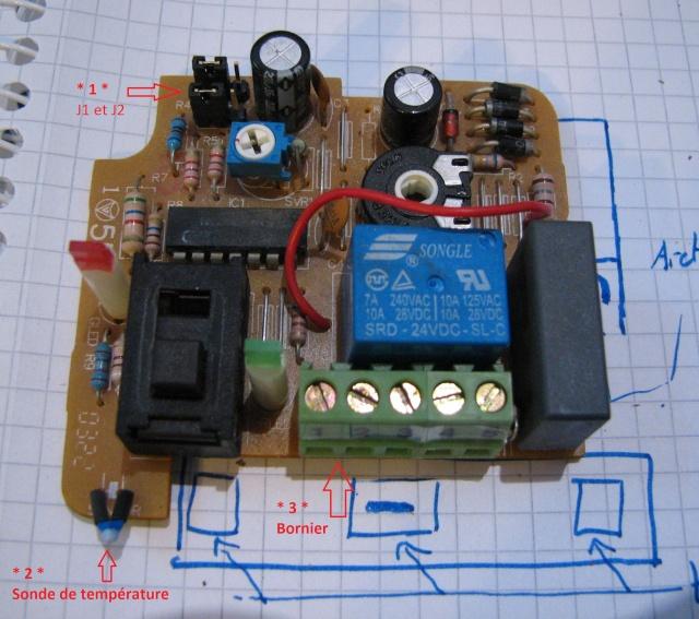 Tuto 4 thermostat et ventilation - Thermostat brico depot ...