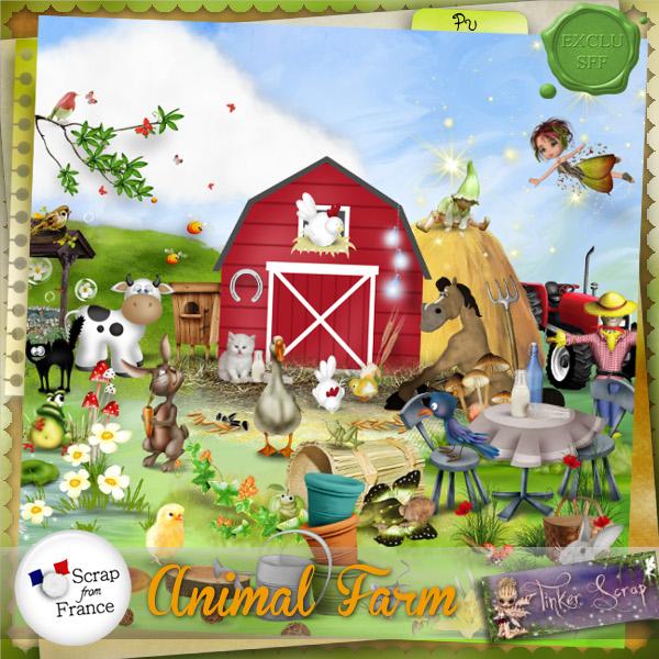 Animal Farm Par Tinker Scrap dans Mai ts_ani12