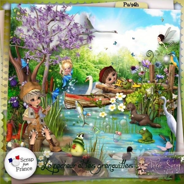 Le pecheur et les grenouilles par Tinker Scrap dans Mai ts_lep10