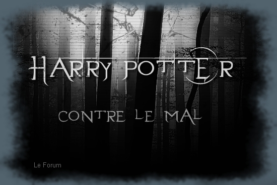 Harry Potter contre le mal