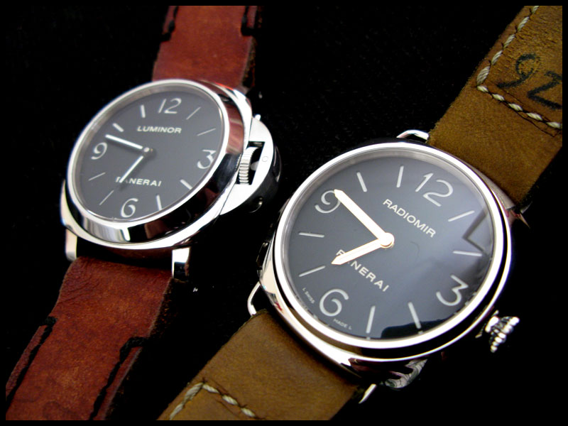 Officine Panerai 112 Vs 210